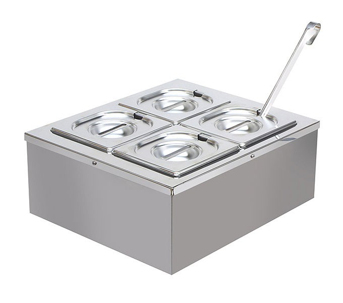 Windsor Quatro Chilled Food Server